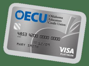 OECU Visa Card
