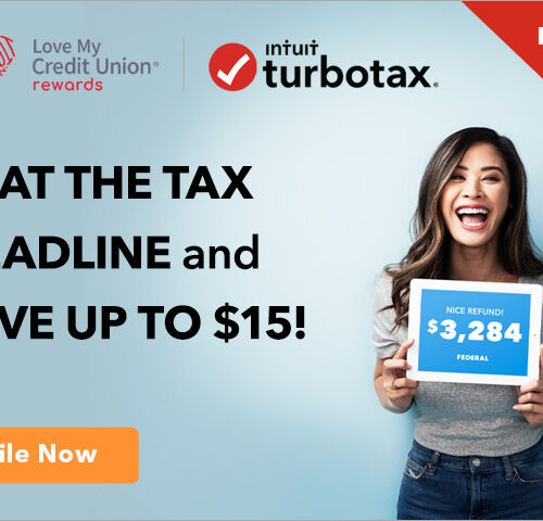 Turbo Tax Discount for OECU Members