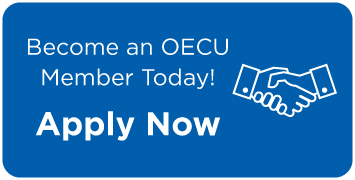 Become an OECU Member Today! Apply Now.
