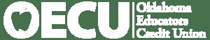 OECU Logo Set in white